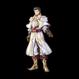【FEH】3/25より神装英雄ラインハルトが登場!! 白を貴重としたアスク王国の衣装を纏ってステータスアップだ