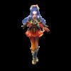 【FEH】4/25より神装英雄リリーナが登場!! 父ヘクトルと同じくムスペル衣装を身に纏っているぞ