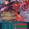 【FEH】覇骸エーデルガルトのステータスは速さを完全に切り捨てた攻撃耐久型!! 追撃不可だが敵を返り討ちにすることはできるのだろうか??