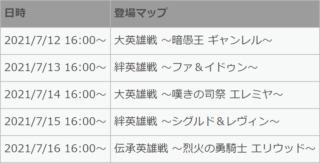 【FEH】7/12~16までリミテッド英雄戦が開催!! 初日の大英雄戦ギャンレルマップはハガちゃん投げて終わり!!