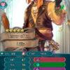 【FEH】海賊リフィスのステータスはHP速さ型!! 同じく配布緑斧歩行の忍者カザハナに近い配分だ